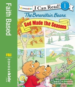 Book Berenstain Bears, God Made the Seasons by Jan & Mike Berenstain