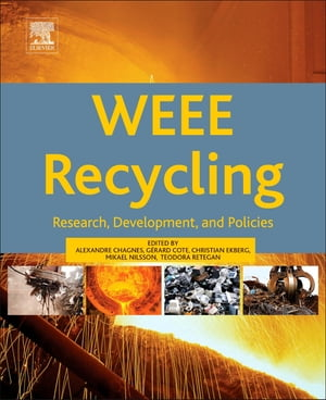 WEEE Recycling Research,  Development,  and Policies