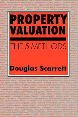 Book Property Valuation by Scarrett, D.