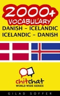 2000+ Vocabulary Danish - Icelandic
