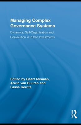 Book Managing Complex Governance Systems by Teisman, Geert