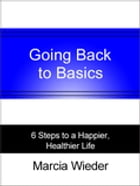 Going Back to Basics by Marcia Wieder