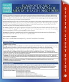 Diagnostic and Statistical Manual of Mental Health Disorders: Speedy Study Guides by Speedy Publishing
