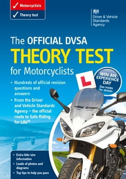 Book The Official DVSA Theory Test for Motorcyclists by DVSA The Driver and Vehicle Standards Agency