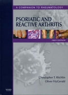 Psoriatic and Reactive Arthritis E-Book: A Companion to Rheumatology by Oliver FitzGerald