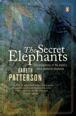 Book The Secret Elephants: The rediscovery of the world's most southerly elephants by Gareth Patterson