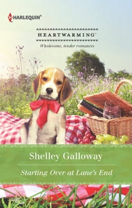 Book Starting Over at Lane's End by Shelley Galloway
