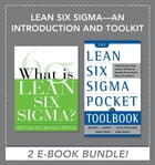 Lean Six Sigma - An Introduction and Toolkit (EBOOK BUNDLE) by Michael L. George
