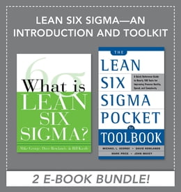 Book Lean Six Sigma - An Introduction and Toolkit (EBOOK BUNDLE) by Michael George