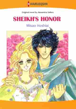 Sheikh's Honor (Harlequin Comics): Harlequin Comics by Alexandra Sellers