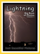 Just Lightning Photos! Big Book of Photographs & Pictures of Lightning, Vol. 1 by Big Book of Photos