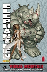Elephantmen volume 2B: Virus letali (Collection)