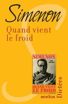 Quand vient le froid by Georges SIMENON