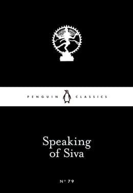 Book Speaking of Siva by Penguin Books Ltd