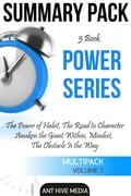 Power Series: The Power of Habit, The Road to Character, Awaken the Giant Within, Mindset, The Obstacle is The Way Summary Pack 220211bb-5e52-4111-a144-2067d71ad709