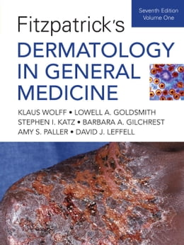Book Fitzpatrick's Dermatology In General Medicine, Seventh Edition: Two Volumes by Wolff, Klaus