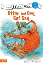 Otter and Owl Set Sail by Crystal Bowman