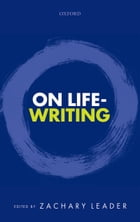 On Life-Writing