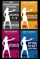 The Jennifer Marsh Mysteries Box Set Books 4-6 by Judy Fitzwater