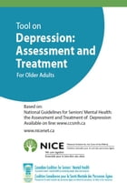 Depression: Assessment and Treatment For Older Adults by National Initiative for the Care of the Elderly