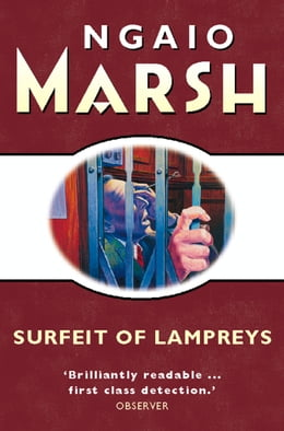 Book A Surfeit of Lampreys (The Ngaio Marsh Collection) by Ngaio Marsh