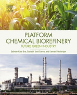 Book Platform Chemical Biorefinery: Future Green Chemistry by Satinder Kaur Brar