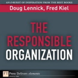 Book The Responsible Organization by Doug Lennick