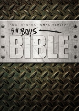 Book NIV, Boys Bible, eBook by Zondervan