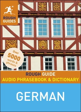 Book Rough Guide Audio Phrasebook and Dictionary - German by Rough Guides