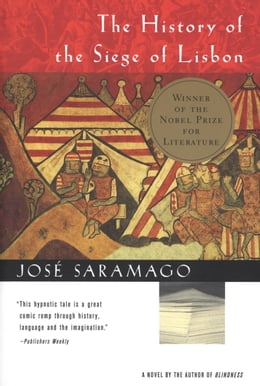 Book The History of the Siege of Lisbon by Jose Saramago