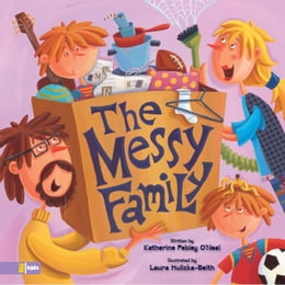 Book The Messy Family by Katherine Pebley O'Neal