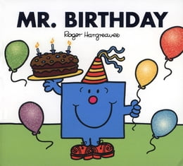Book Mr. Birthday by Roger Hargreaves