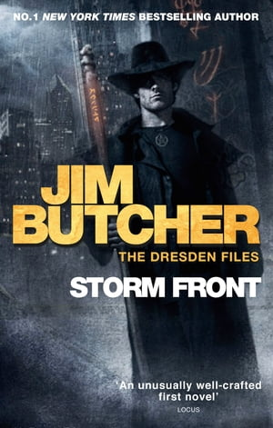 Storm Front The Dresden Files,  Book One