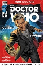 Doctor Who: 2015 Event: Four Doctors #4 by Paul Cornell