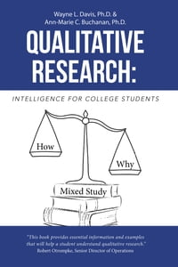 QUALITATIVE RESEARCH:: INTELLIGENCE for COLLEGE STUDENTS