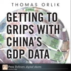 Getting to Grips with China's GDP Data by Thomas Orlik