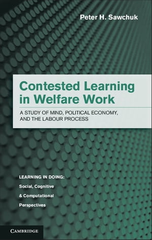 Contested Learning in Welfare Work A Study of Mind,  Political Economy,  and the Labour Process