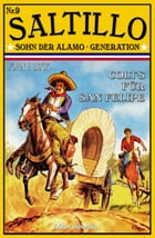 SALTILLO #9: Colts für San Felipe by John F. Beck