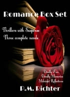 Romance Box Set - 3 Romantic Suspense Thrillers