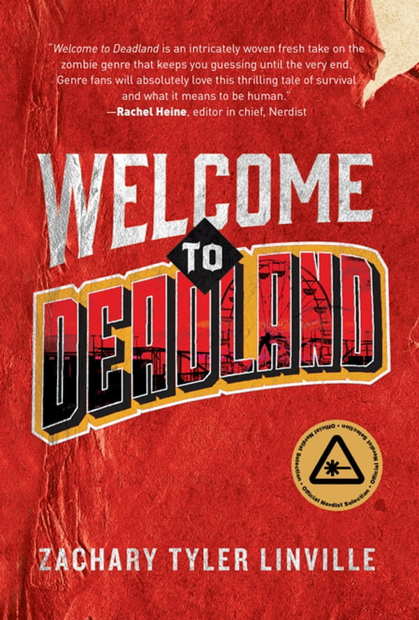 Welcome to Deadland (Kobo eBook) | The Bookworm of Edwards