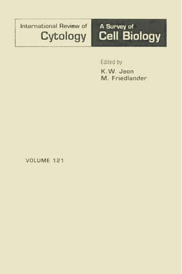 Book INTERNATIONAL REVIEW OF CYTOLOGY V121 by Jeon, K.W.