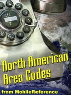 North American Area Codes (Mobi Reference) by MobileReference