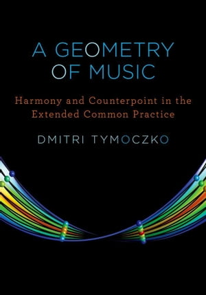A Geometry of Music Harmony and Counterpoint in the Extended Common Practice