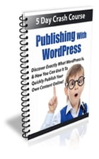 How To Publishing With WordPress by Jimmy  Cai