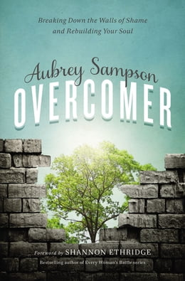 Book Overcomer: Breaking Down the Walls of Shame and Rebuilding Your Soul by Aubrey Gayel Sampson