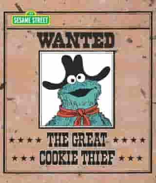 Great Cookie Thief, The (Sesame Street Series)