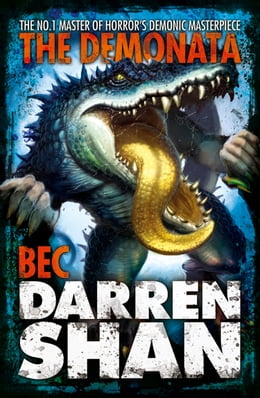 Book Bec (The Demonata, Book 4) by Darren Shan