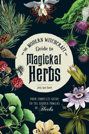 The Modern Witchcraft Guide to Magickal Herbs: Your Complete Guide to the Hidden Powers of Herbs by Judy Ann Nock