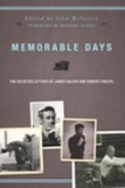 Memorable Days Cover Image