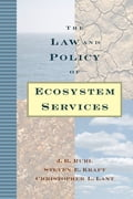 The Law And Policy Of Ecosystem Services image
